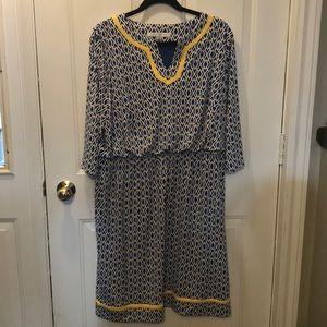 NYGARD LADIES DRESS Size XL